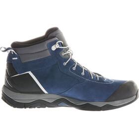 Haglöfs Roc Claw Mid Shoes Men blue ink/haze